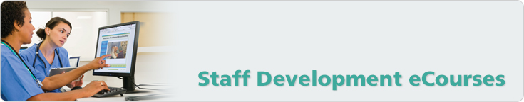 Staff Development eCourses