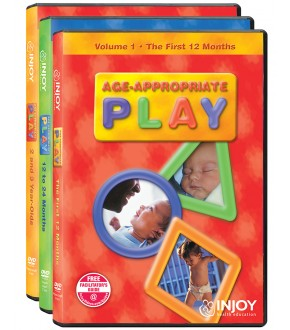 Age Appropriate Play: The First Four Years