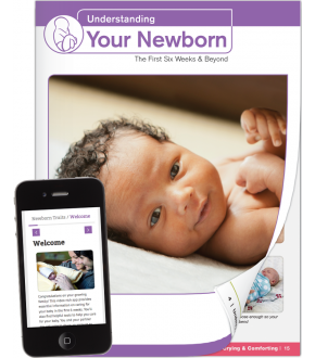 Understanding Your Newborn Book + Web App