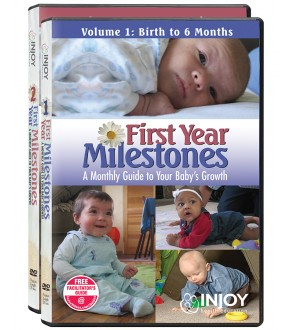 First Year Milestones: A Monthly Guide to Your Baby's Growth