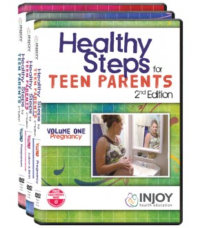 Healthy Steps for Teen Parents 2nd Edition