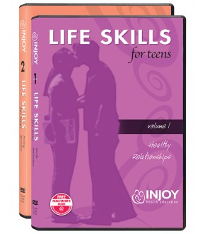 Life Skills 101 Complete Series & Individual DVDs : Slim