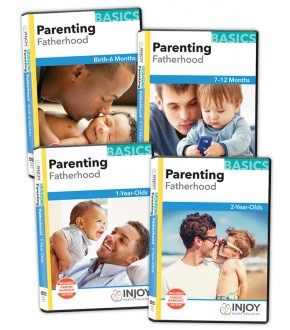 Fatherhood Series (from Parenting BASICS DVD Library)