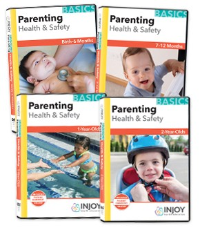 Health and Safety Series (from Parenting BASICS DVD Library)
