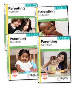 Nutrition Series (from Parenting BASICS DVD Library)