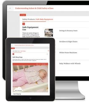 NEW: Understanding Infant & Child Safety eClass