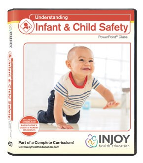 NEW: Understanding Infant & Child Safety: PowerPoint Class