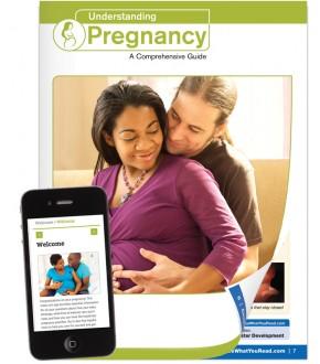 Understanding Pregnancy Book + Web App