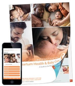 NEW: Understanding Postpartum Health & Baby Care Book + Web App