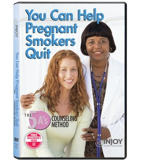You Can Help Pregnant Smokers Quit: The 5A's Counseling Method (Clearance Item)