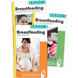 Breastfeeding BASICS Easy-Read Guides With TEXT4VIDEO