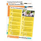 Breastfeeding BASICS Tear Pads With TEXT4VIDEO