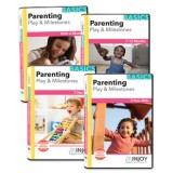 Play and Milestones Series  (from Parenting BASICS DVD Library)