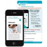 Understanding Birth Web App