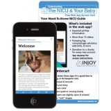 NEW: Understanding the NICU & Your Baby Web App