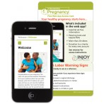 NEW UPDATE: Understanding Pregnancy Web App