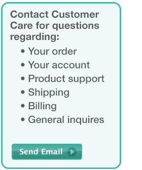 Contact Customer Care Form